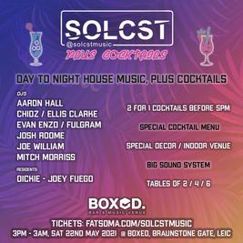 SOLCST plus Cocktails