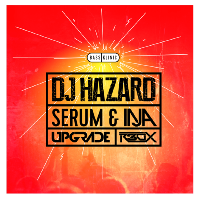 BASS KLINIC presents DJ HAZARD / SERUM & INJA / UPGRADE / R3DX