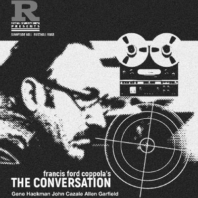 Film: The Conversation (1974) Cert. 12 Drama, Mystery, Thriller