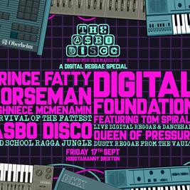 The ASBO Disco: Digital Reggae Special