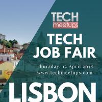 Lisbon Tech Job Fair 2018