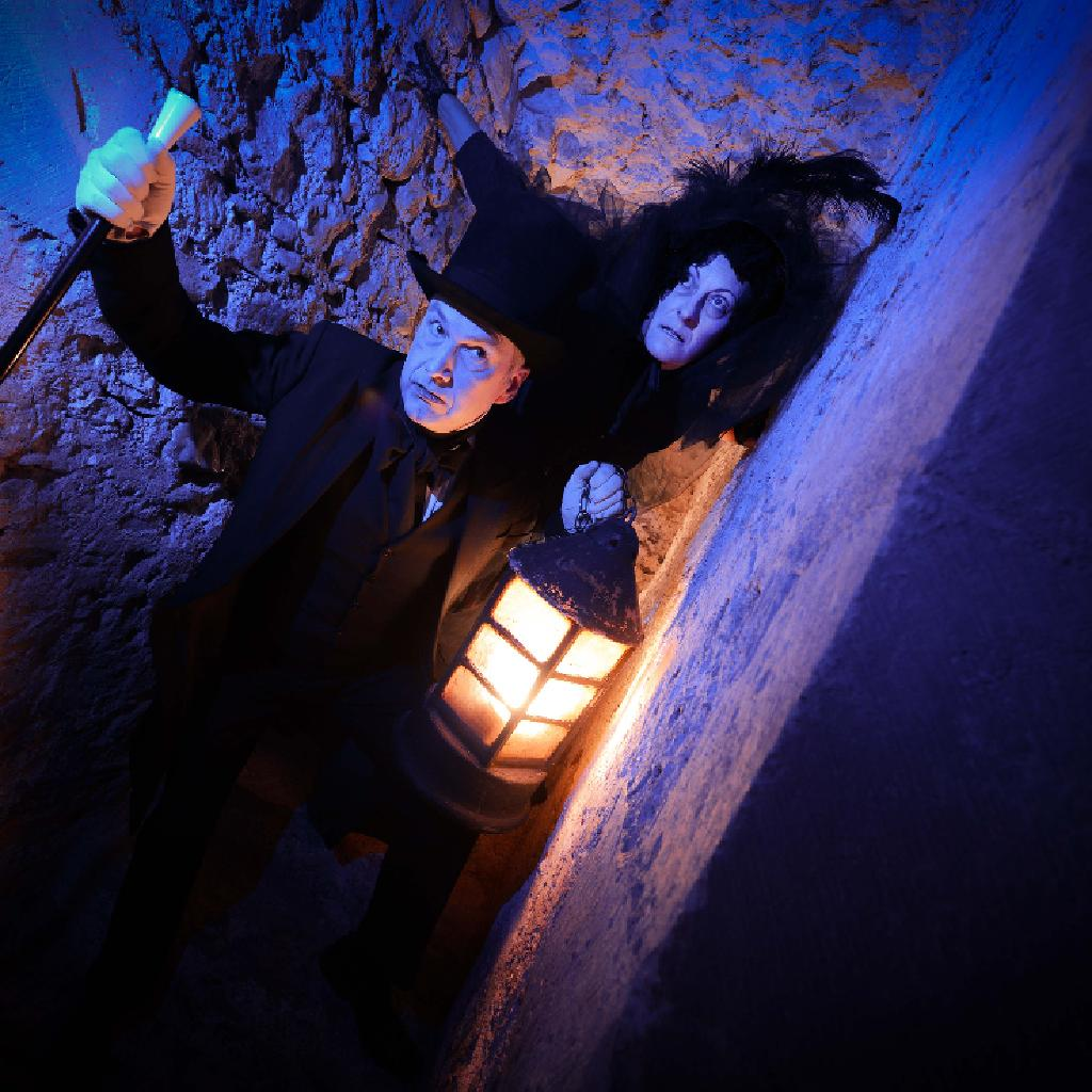 Halloween Ghost Tours at Deal Castle