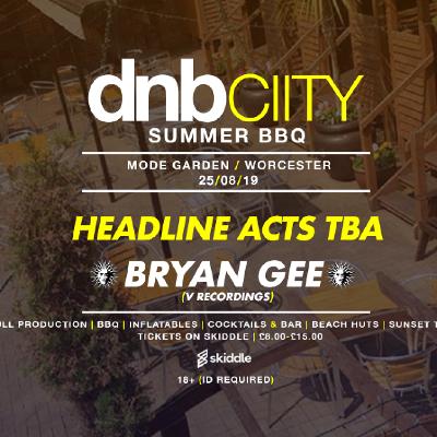 DNBCity Summer Daytime BBQ