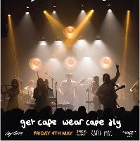 Vinyl Junkie Presents : Get Cape.Wear Cape. Fly.