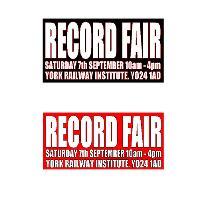 York Record Fair