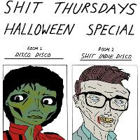 Shit Indie Disco Halloween Special