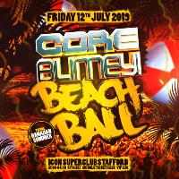 Core Blimey Beach Ball