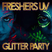 Huddersfield Uni Freshers UV Glitter Party 2018
