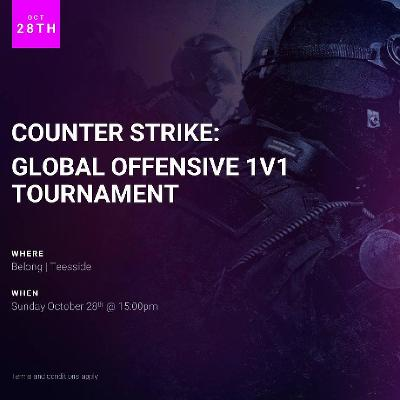 CSGO - 1v1 Tournament | Game Stores Group Ltd Stockton-on