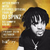 Future Afterparty DJ Spinz