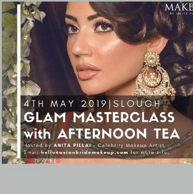 GLAM Masterclass with Afternoon Tea