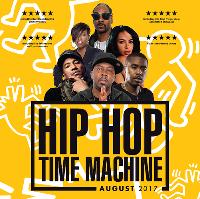 Hip Hop Time Machine at The Edinburgh Fringe