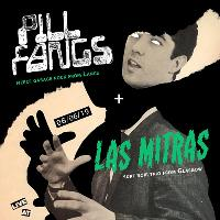 PILL FANGS and Las Mitras, Todmorden
