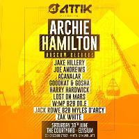 Attik pressents Archie Hamilton Moscow records