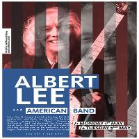 Albert Lee with Band