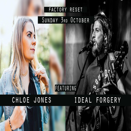 Factory Reset - Chloe Jones & Ideal Forgery