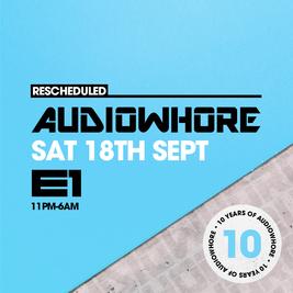 Audiowhore 10th Birthday Part II