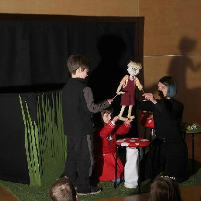 Tricky: A Fairy Story