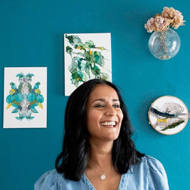 Artist in Residence Drop In - Kiran Patel