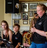 Richmond Youth Jazz Band TW12 Jazz Festival
