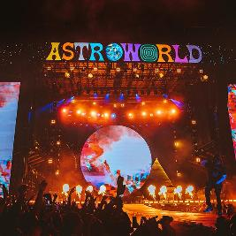 ASTROWORLD - London