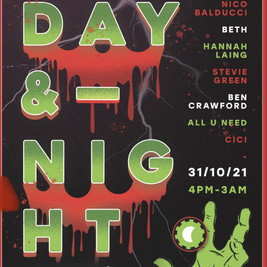 Day & Night Halloween Special