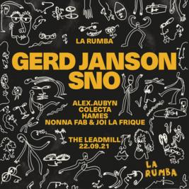 La Rumba: Gerd Janson, SNO