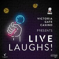 Live Laughs - Comedy Night