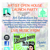 Artist Open House Launch Party