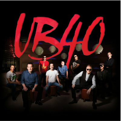 UB40 + Special Guests 40th Anniversary