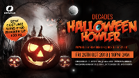 Decades Haloween Ball . Best Costume Wins £100.00
