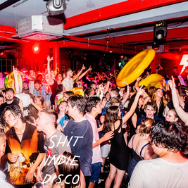 Shit Indie Disco - Halloween Thursday - 4 Floors