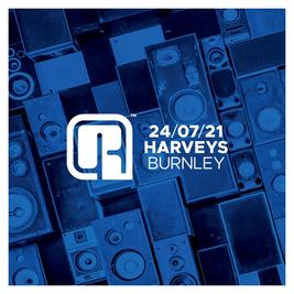 Retro at Harveys, Burnley