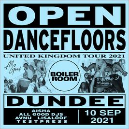 Boiler Room Dundee  