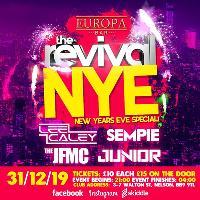 The Revival: Sempie - Jfmc - Junior- Lee Caley