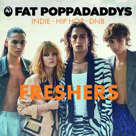 Fat Poppadaddys Brighton Freshers