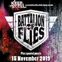 Battalion of Flies plus special guests