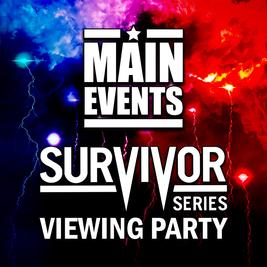 Main Events Survivor Series 2021 Party - Manchester