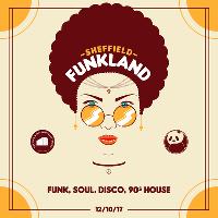 Panda Riot: Sheffield Funkland
