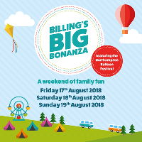 Billings Big Bonanza featuring the Balloon Festival