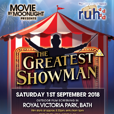 movie by moonlight presents the greatest showman royal victoria