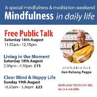 Mindfulness Weekend