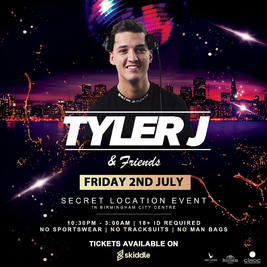 Tyler J & Friends | Secret Location Event