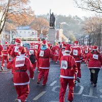 Santa Fun Run - Winchester