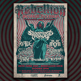 Rebellion Revival Festival