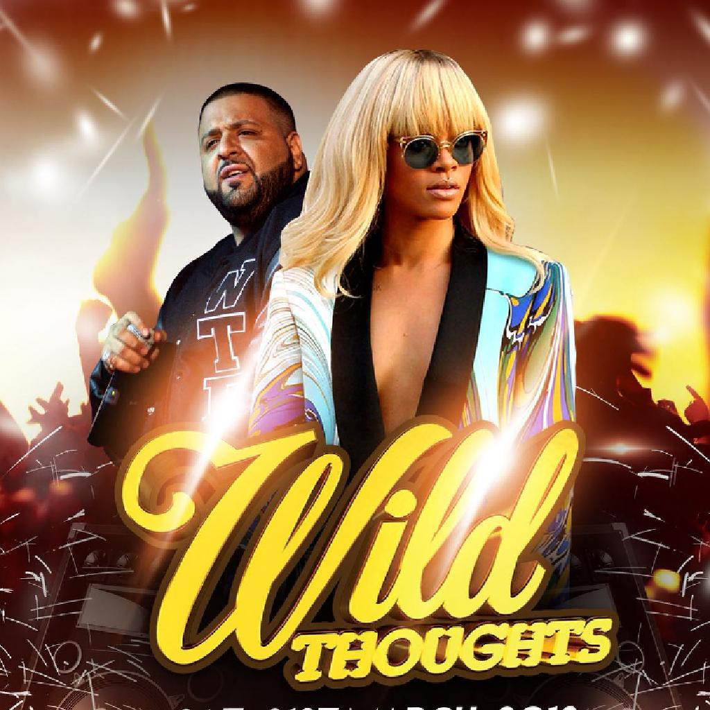 Wild Thoughts. City Party. bbc1 xtra dj larizzle live