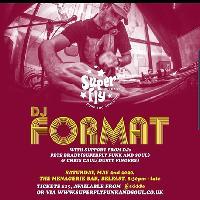 Superfly Funk and Soul Belfast presents DJ Format