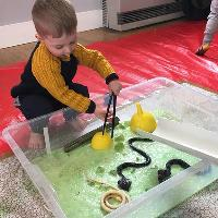 Rumble In The Jungle, Messy Play Haslingden