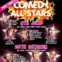 Comedy All Stars PORTSMOUTH