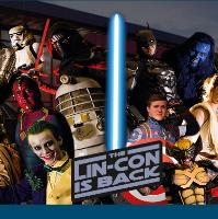 The Linc-Con | Lincoln Comic Convention